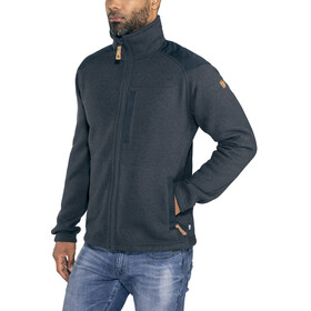 Fjällräven Buck Fleece Jacket Men Dark Navy